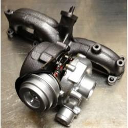 Nové originálne turbodúchadlo GARRETT 703672-5005S