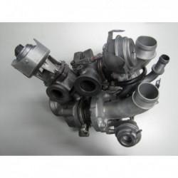 Repasované originálne turbodúchadlo GARRETT REMAN 717626-9004S