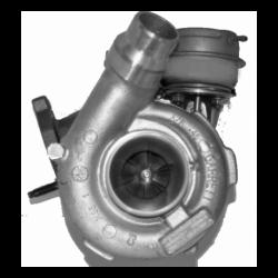 Nové originálne turbodúchadlo GARRETT 720244-5004S