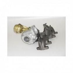Nové originálne turbodúchadlo GARRETT 758870-5001S