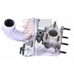 Nové originálne turbodúchadlo BORGWARNER 53039880055