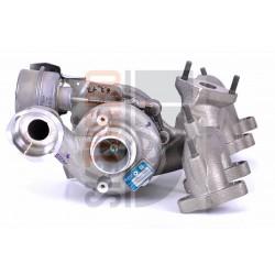 Nové originálne turbodúchadlo BORGWARNER 54399880058