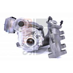 Repasované originálne turbodúchadlo GARRETT REMAN 751851-9004S