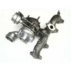 Nové originálne turbodúchadlo Borgwarner 54399880060