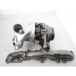 Nové originálne turbodúchadlo GARRETT 847671-5004S