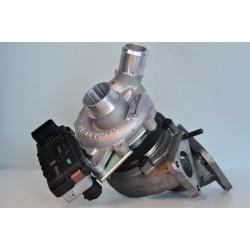 Repasované originálne turbodúchadlo original GARRETT REMAN 753519-9009S