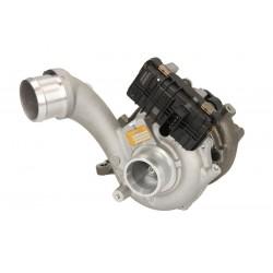 Nové originálne Turbodúchadlo (PRE-SERIES) PASSCAR LCV5 BORGWARNER 53039880338