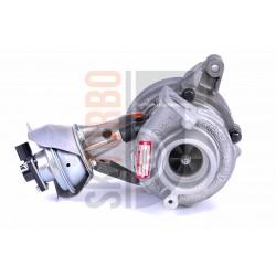 Repasované originálne turbodúchadlo GARRETT REMAN 756047-9006S