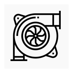 Nové originálne turbodúchadlo GARRETT 454039-5001S